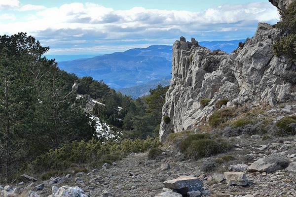 Views from Penyagolosa