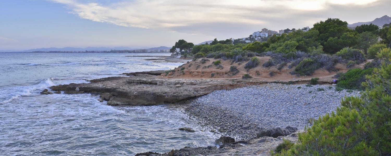Alojamiento singular y único en Oropesa del Mar y Benicasim - Playa les playetes en Oropesa del Mar